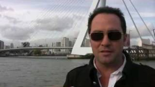 Tom Rhodes Explores Rotterdam, The Netherlands