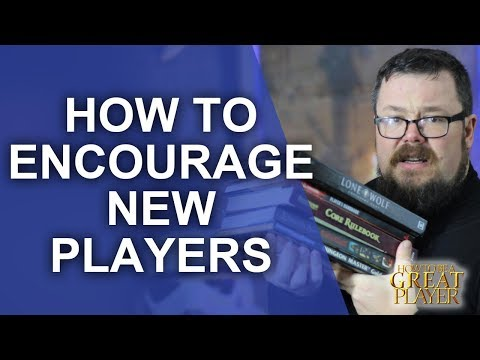 GREAT PC: How to encourage new players to role-play better!