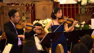 J.S. Bach - Concerto for Two Violins and Orchestra in D Minor, BWV 1043