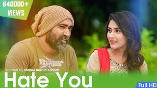 Download Bangla Natok | HATE YOU | By Mabrur Rashid Bannah Cast: Jon Kabir | Mehazabin Chowdhury 3Gp Mp4