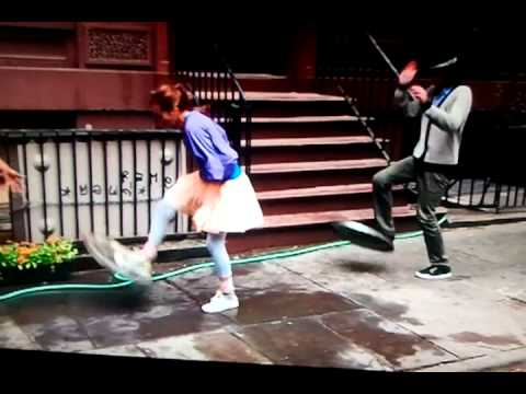 Moose And Camille Danceing Step Up 3 video