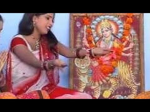Aeehen Maiya Ji Hamar - Bhojpuri Devi Maa Special Bhajan Of 2013 By Babloo Bawal video