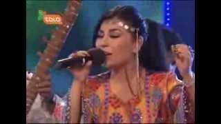 ARYANA SAYEED 2013 LIVE SONG Ghazal e man  آریانا سعید