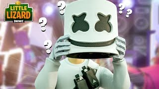 HOW MARSHMELLO GOT HIS MASK!?! - Fortnite Short Film