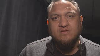 Samoa Joe is ready to battle AJ Styles inside a Steel Cage at WWE Starrcade this Sunday