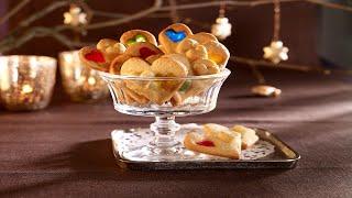 Rezept: Bunte Keks-Fenster von Dr. Oetker