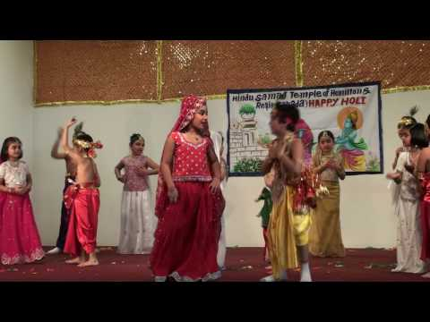 Meri Jaan Hai Radha Dance video