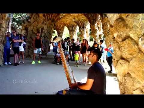 Kora Harp Music in Barcelona