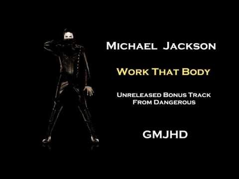 Michael Jackson - Work That Body  HD  - Unreleased From Dangerous...