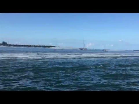 Offshore Powerboat World Championship 2015 Key West Florida-Pier House View-Broadco Boat