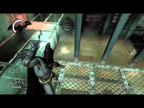 Batman Arkham Asylum- Saving Cash HD