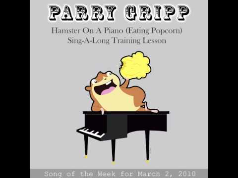 Parry Gripp - Hamster On A Piano