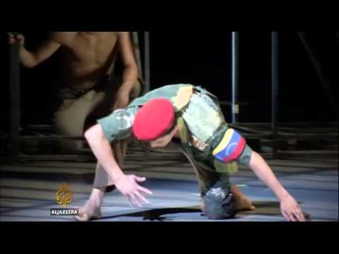 Chavez legacy lives on in Venezuela ballet