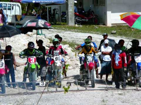 Boljoon 3rd Motocross - Jonjon Adlawan & Mini-Riders - 01-04-09