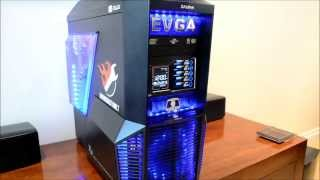 Zalman Z11 Plus - The EVGA Terminator - High End Gaming Rig 2013 - EVGA GTX 780 -  Intel i7 4770k