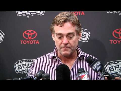 R.C. Buford 2011 Draft Interview