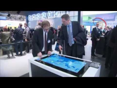 CeBIT in 100 seconds - March, 4th, 2013 - CeBIT 2013