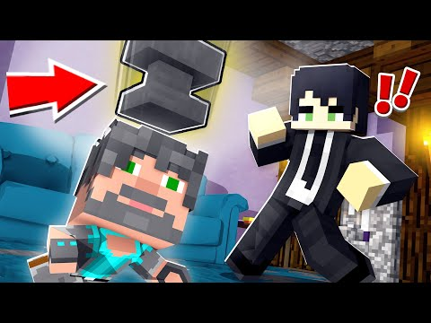 BABY CRUSHED BY ANVIL!!! | Minecraft: Who's Your Daddy w/ DanTDM