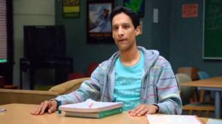 Community - Abed - The Breakfast Club
