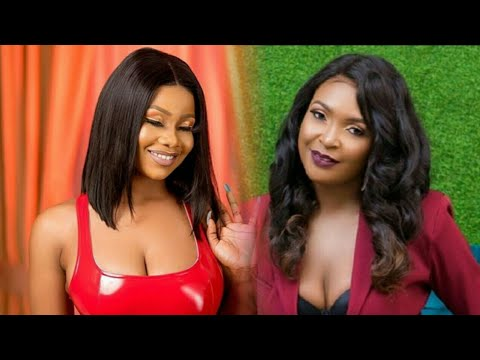 Tacha And Popular Blogger Blessing Okoro Tear Each Other Apart Over Actress Angela Okorie Condition