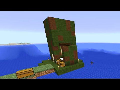 Minecraft cu avg - ep 212 - camuflarea fabricii de zapada