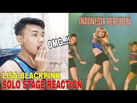 Download LISA Blackpink solo stage | Concert in Bangkok Thailand 2019 - INDONESIA REACTION Mp4 baru
