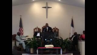 Pastor Willford's word: Luke 9:57-59