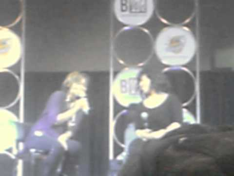 Black Women's Expo 2014  Erica Campbell Part 1
