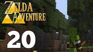 Minecraft Mod: Zelda Adventure - Let's Play Adventure Craft: Zelda Adventure Part 20: Snowy Tower