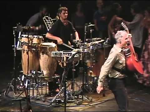 David Byrne - August 26, 2001 - Atlanta GA