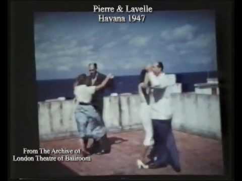 Pierre and Lavelle Havana 1947