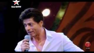 SRK Wishing Dev for Yoddha