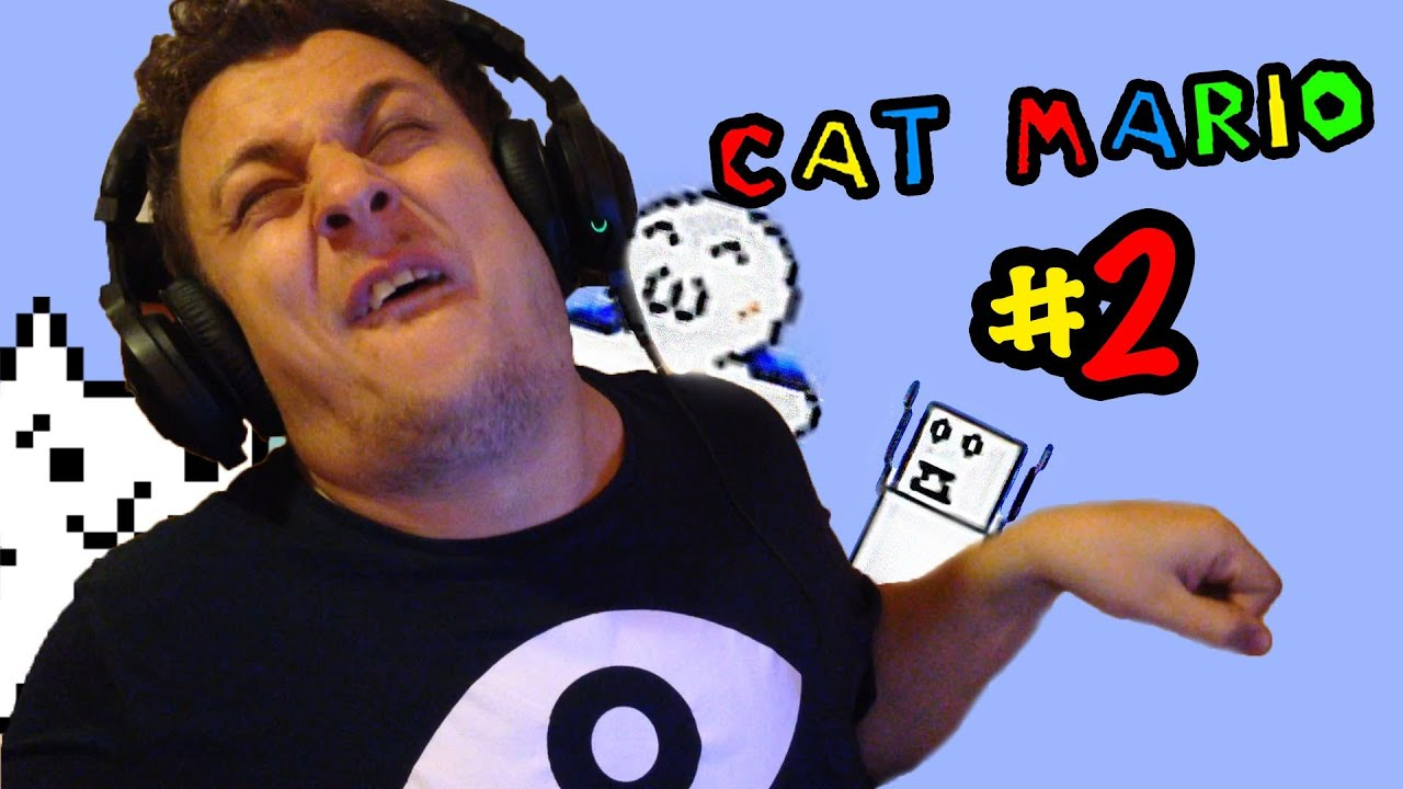 Youtube Cat Mario