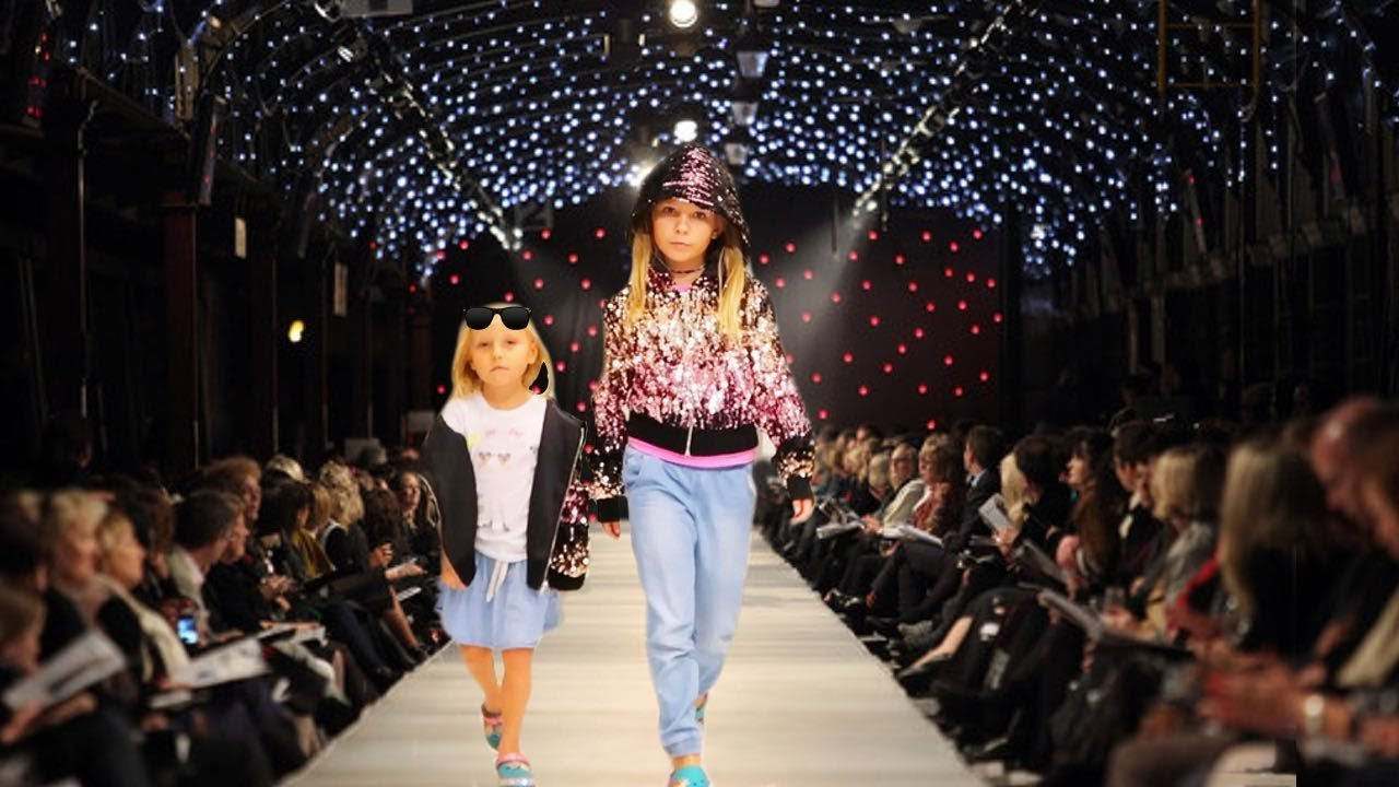 Модный Шопинг с Николь и Алисой / Николь Бьюти Блогер / Bauty kids Shoping in California Los Angeles