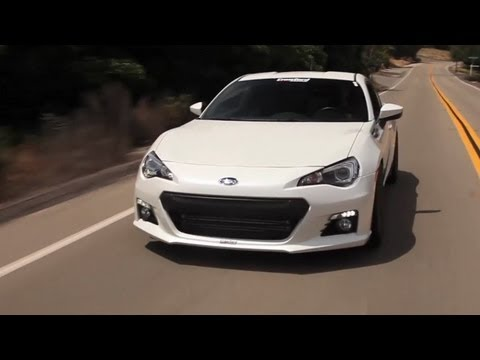 The 450 HP Crawford Performance Turbo BRZ - TUNED