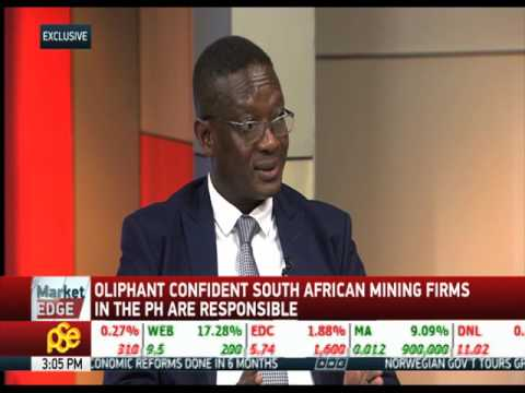 PH on right track with mining crackdown, says South Africa mining official