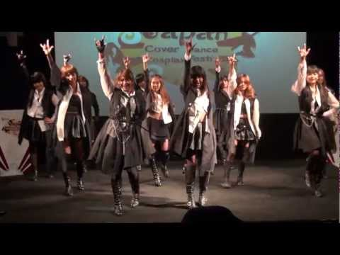 [130324] CandyPops cover AKB48 :: UZA + Ponytail to Chouchou @ Japan Cover Dance Audition