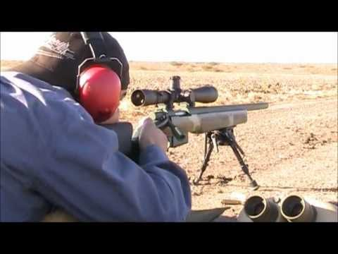 G. McMillan .308 Sniper Rifle Review