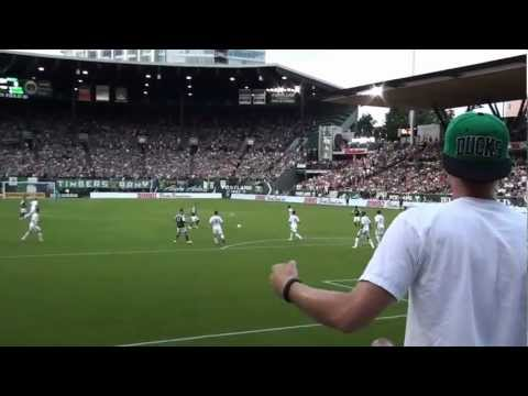 Kris Boyd Goal VS LA Galaxy July 14 2012