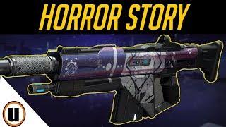 Horror Story | Festival Of The Lost Auto Rifle Review | Destiny 2 Forsaken