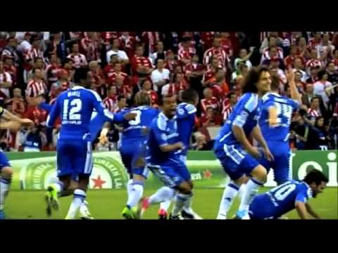 Didier Drogba last kick for Chelsea Football club EPIC vid HD