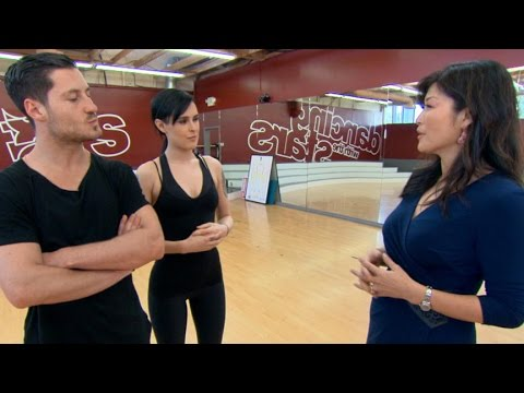 'Dancing With the Stars': Rumer Willis Behind the Scenes