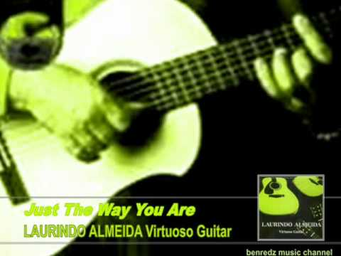 Just The Way You Are - from Laurindo Almeida Virtuoso Guitar album.wmv
