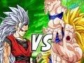 Goku Vs Evil Goku
