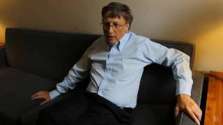 Bill Gates on the iPad