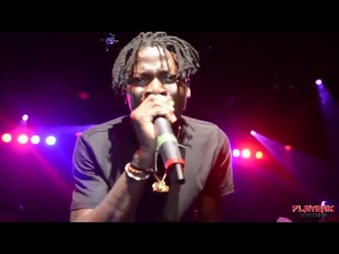 VIDEO: Stonebwoy live performance in New York City music videos 2016