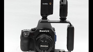 Mamiya 645 Pro Flash Part 2: The Sessions.