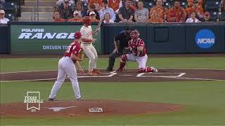 Texas Baseball vs Arkansas LHN Highlights [March 20, 2019]