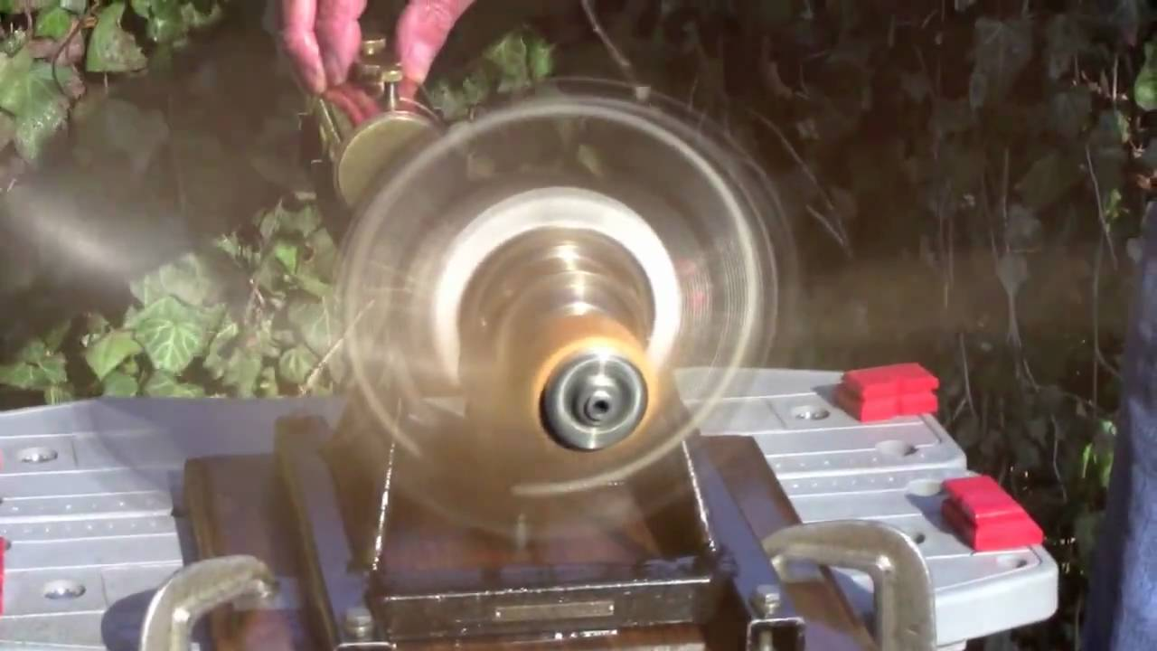 1  5th Scale Running Model Gnome Rotary Aircraft Engine By Ron Colonna
