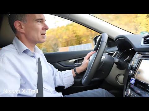 BMW X3 vs Mercedes GLK-Class vs Nissan X-Trail (all-new) COMPARISON test drive REVIEW